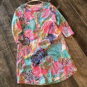 Lilly Pulitzer EUC Ali Roar of the Seas XS Dress